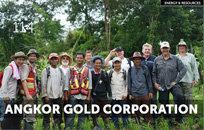 Angkor Gold Feature, The Canadian Business Journal