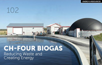 CH Four Biogas Feature, The Canadian Business Journal
