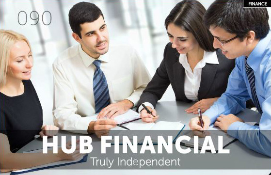 HUB Financial Feature, The Canadian Business Journal