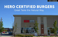 Hero Certified Burgers Feature, The Canadian Business Journal