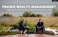 Prairie Wealth Management Feature, The Canadian Business Journal