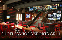 Shoeless Joe's Feature, The Canadian Business Journal