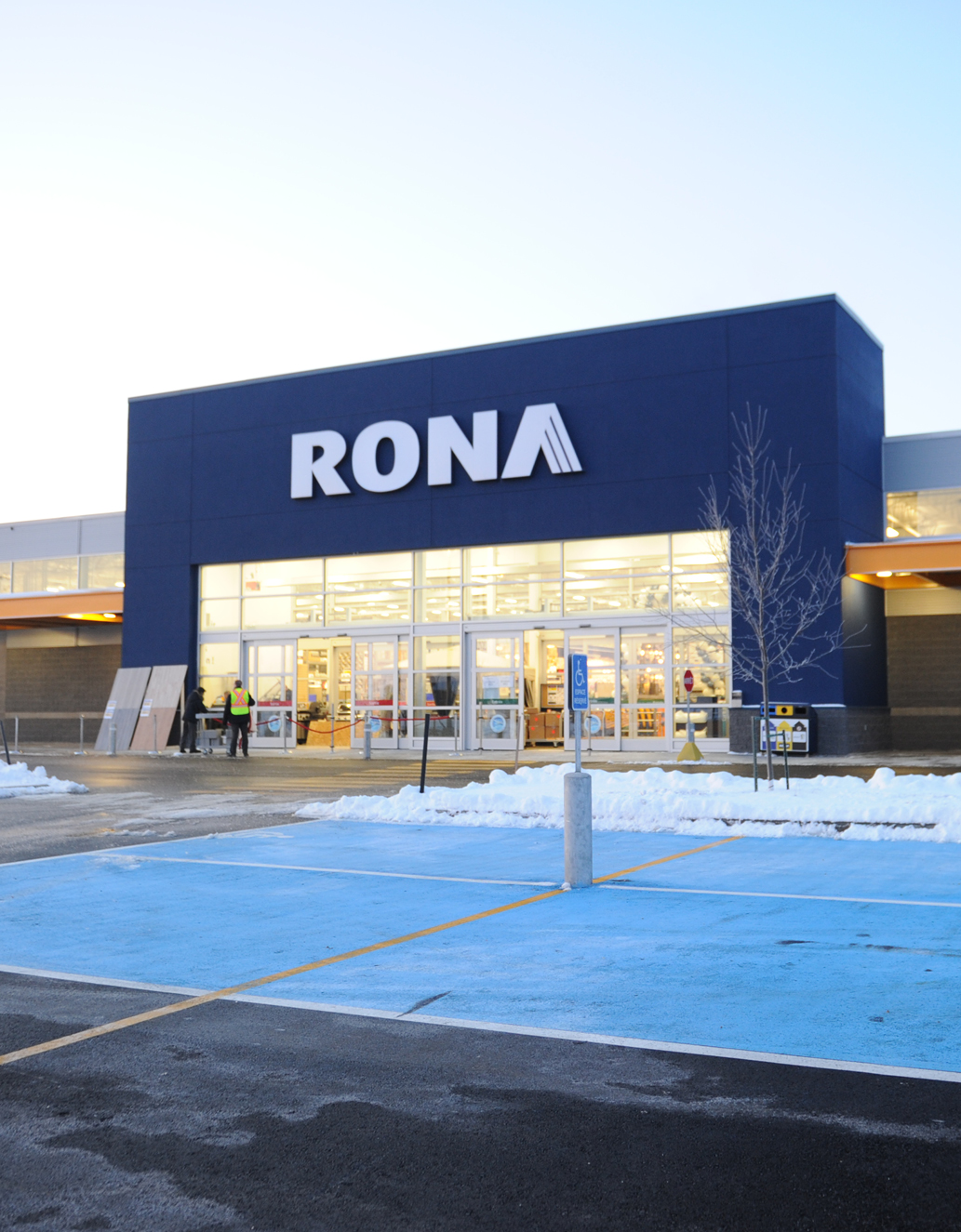 "analysis of rona inc largest canadian distributor Boucherville, que, march 16, 2009 – rona inc, the largest canadian distributor and retailer of hardware, home renovation and gardening products has just launched its new advertising campaign under the theme ""doing it right."