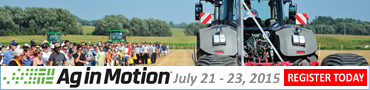 Ag in Motion, Western Canada's Outdoor Farm Expo