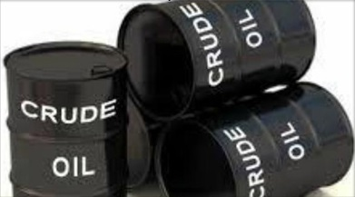 Brent Crude Oil - drum