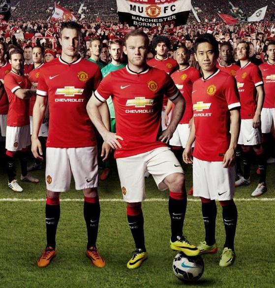 Manchester United - team 2015