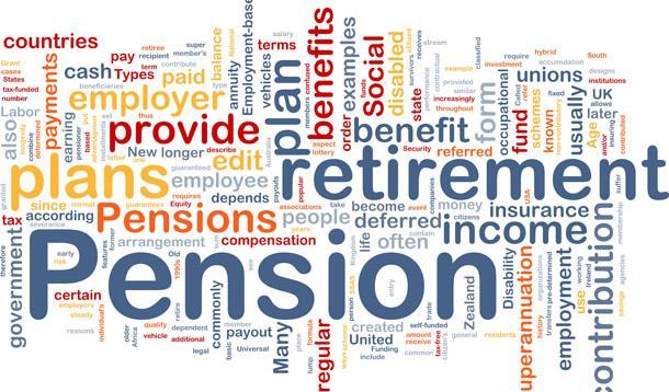pension plan - image