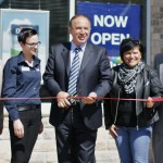 Dulux Vaughan Opening, Ribbon Cutting