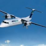 WestJet turboprop  - smaller