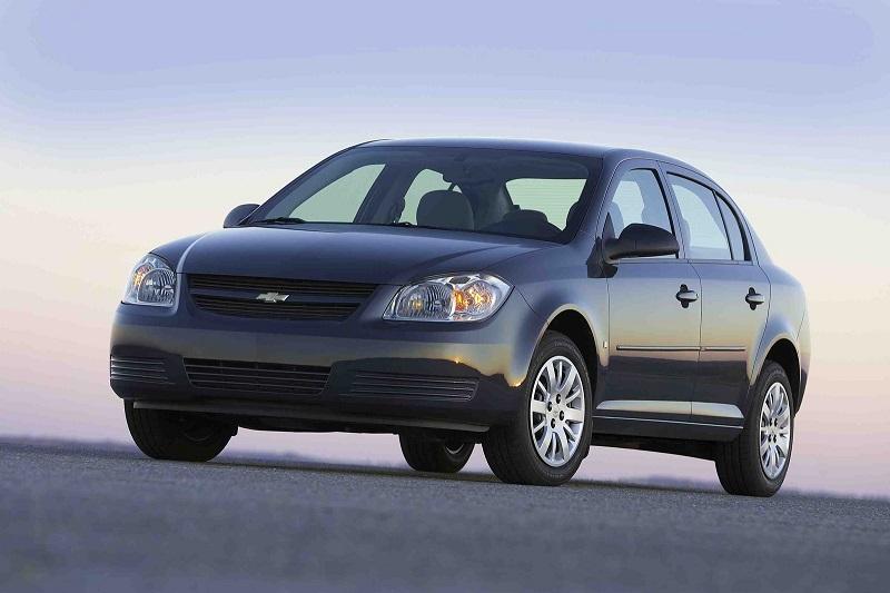 2010 chevy cobalt recalls