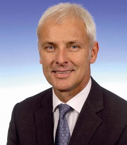 Matthias-Mueller Volkswagen