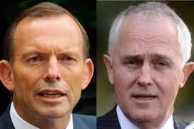 Tony Abbott - Malcolm Turnbull