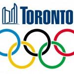 Toronto Olympic bid logo