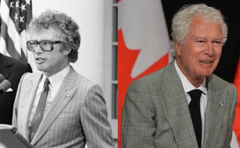 Ken Taylor 1981 and 2014