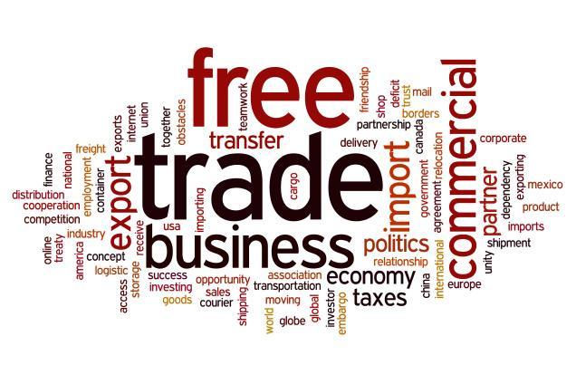 free trade image