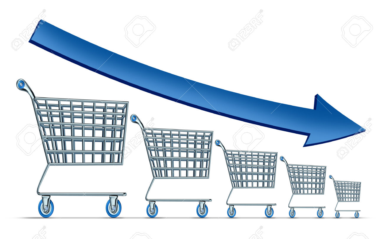 Sales Decline