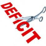 deficit cut