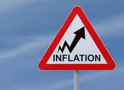 Inflation upward