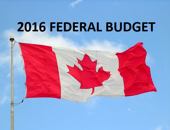 Budget 2016 - Flag