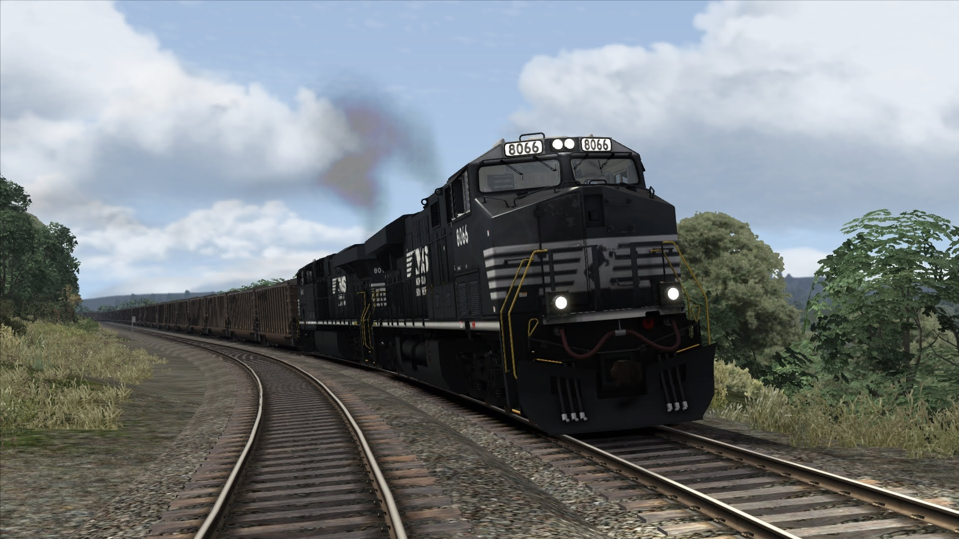 Norfolk Southern: Key South Carolina rail line will be ...