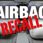 Airbag recall