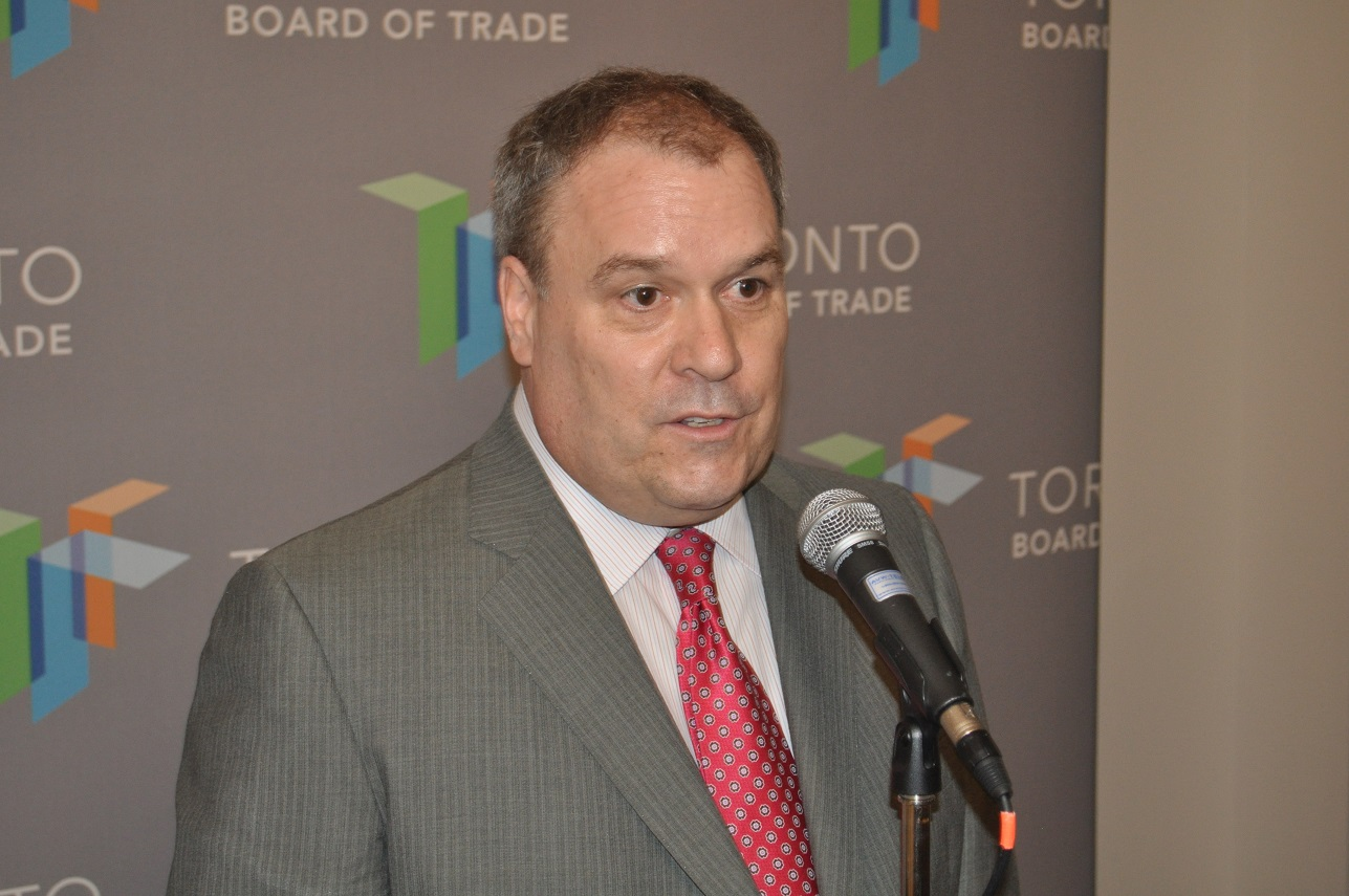 Claude Mongeau CEO CN - smaller