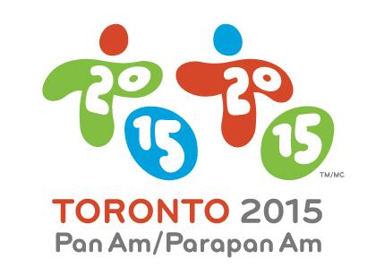 Pan Am Games - Toronto - logo