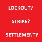Lockout or strike