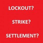 Lockout or strike
