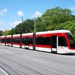 Bombardier railcar