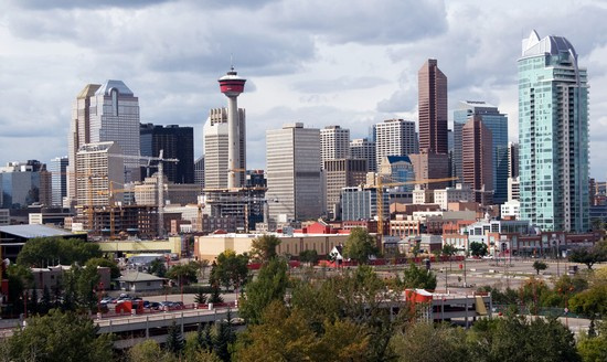 Calgary downtown 2