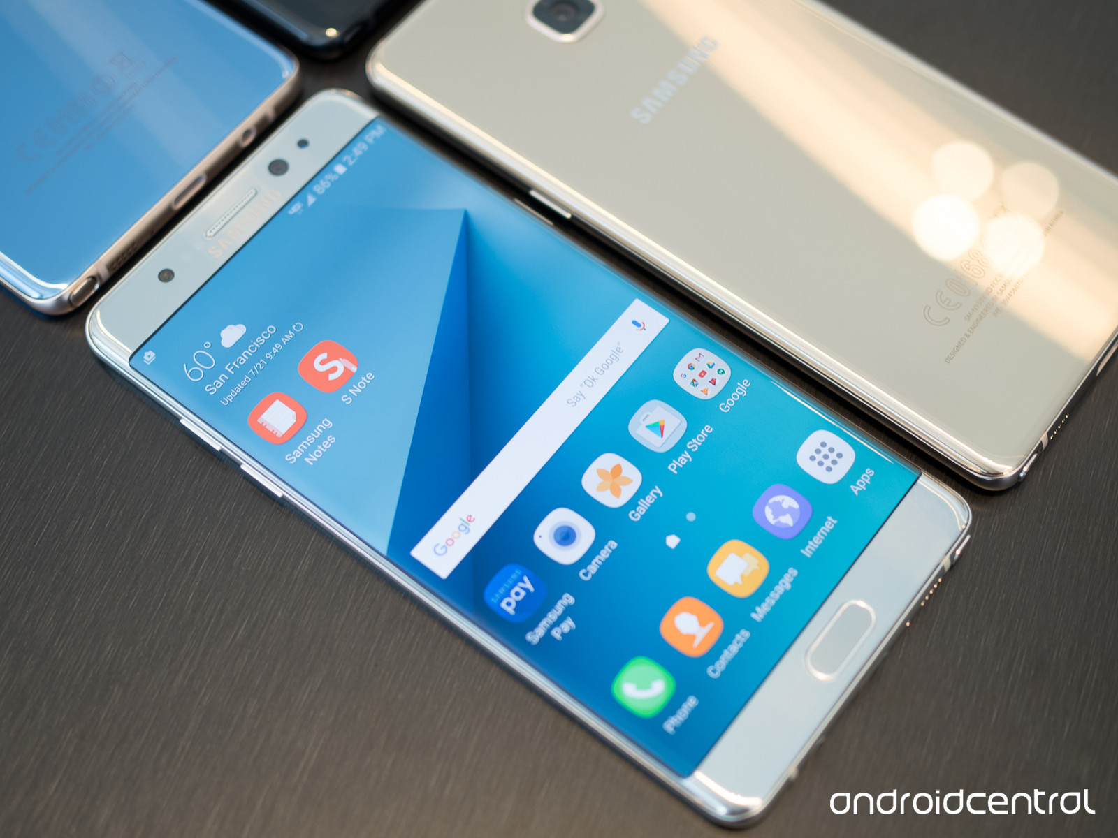 samsung halts galaxy note 7 production the canadian business journal