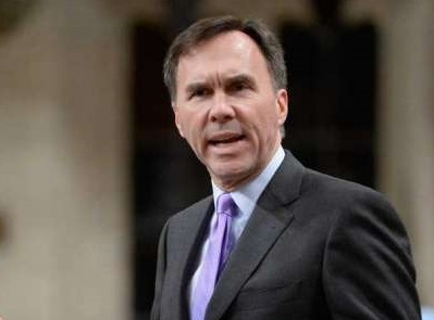 Bill Morneau - Parliament