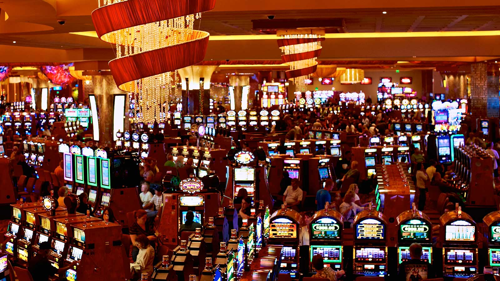 casino rama slot machines