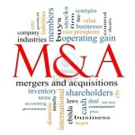 Mergers and acquisitions logo