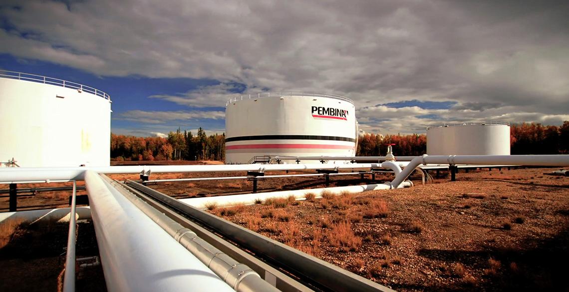 Pembina facility
