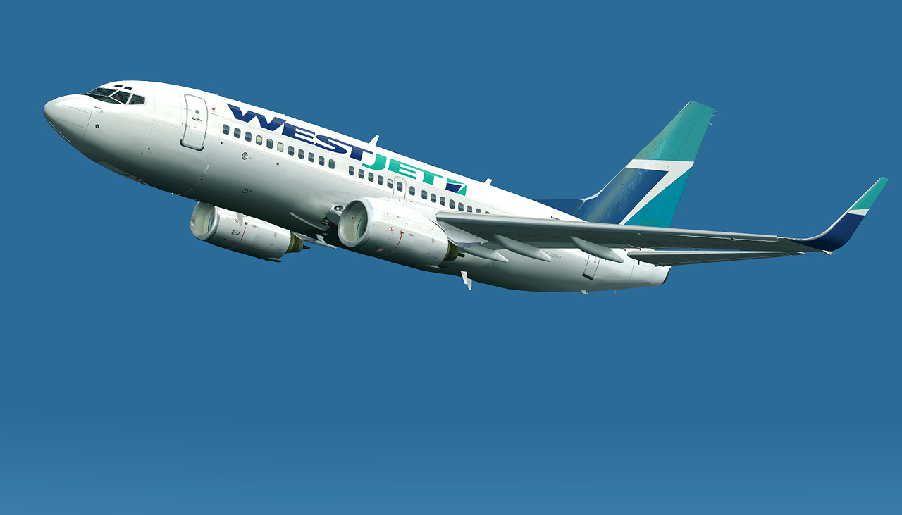 WestJet flights also operate internally within Canada and are a great way to see different areas of the country. This is Canada's second largest airline, with a fleet size of and counting. This is Canada's second largest airline, with a fleet size of and counting.