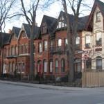Toronto Row Housing