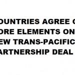 TPP DEAL - core elements