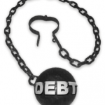 Debt chain photo