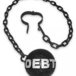 Debt chain photo