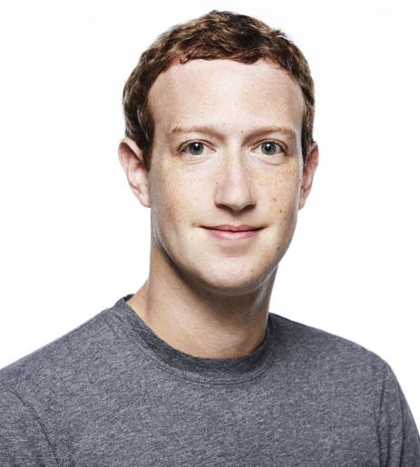 Mark Zuckerberg headshot