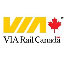 Via rail logo