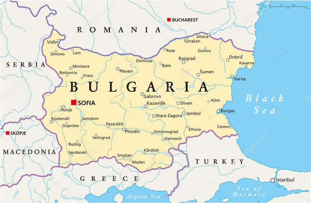 Bulgaria - depositphotos