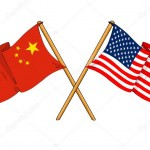 China - USA flags - depositphotos