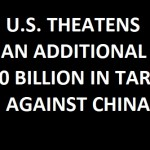200 Billion tariffs