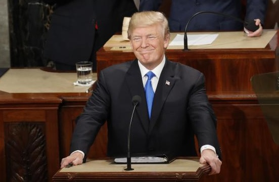 Donald Trump - State of the Union Jan 30 2018