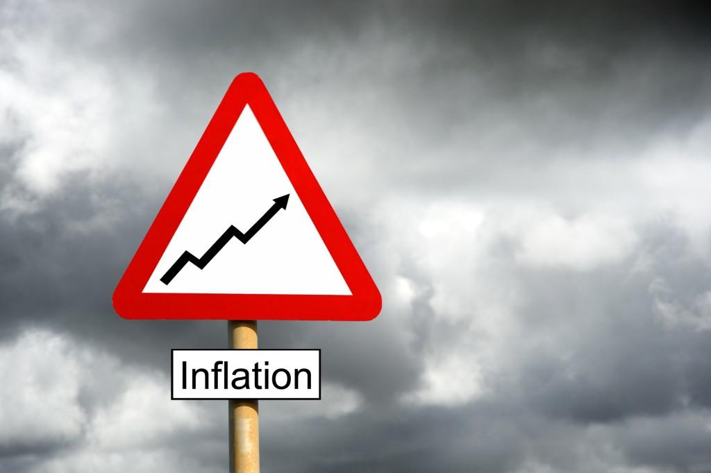 Image result for Inflation up