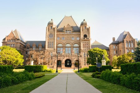 Queen's Park - depositphotos