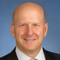 David Solomon - CEO Goldman Sachs